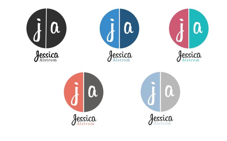 JessicaAlstrom Logo